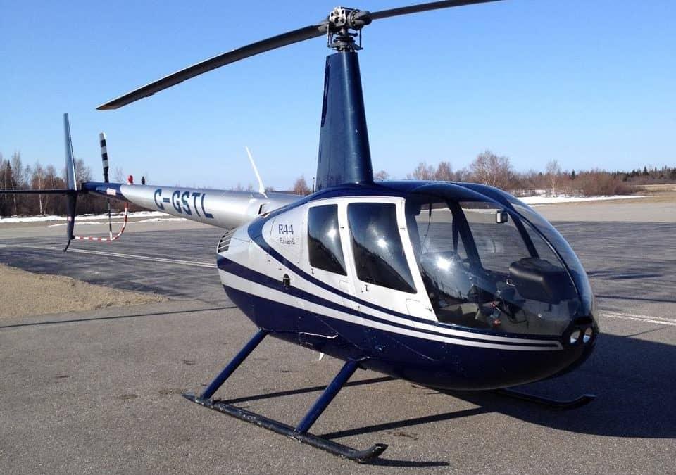 2005 Robinson R44 Raven II