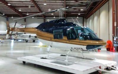 1978 Bell 206 BIII