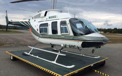 1991 Bell 206 LongRanger LIII