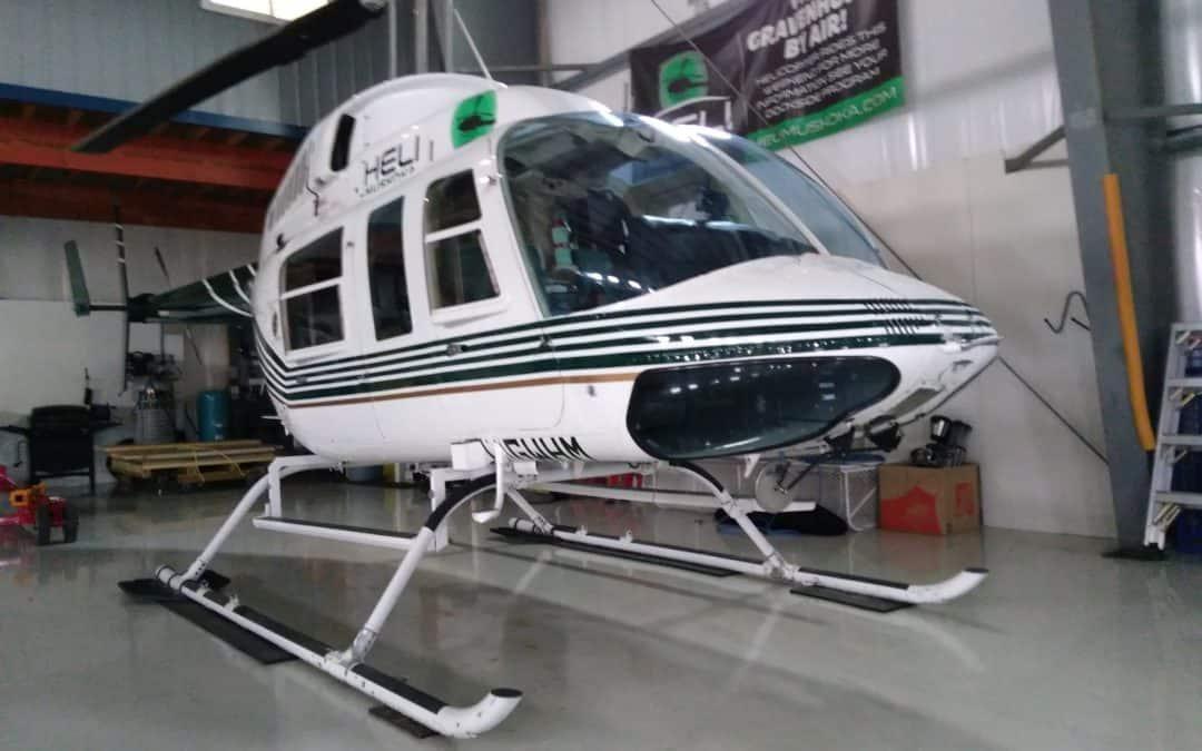 1982 Bell 206 LIII