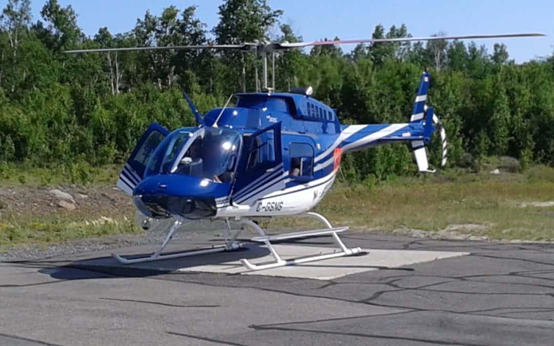 2009 Bell 206 LongRanger LIV